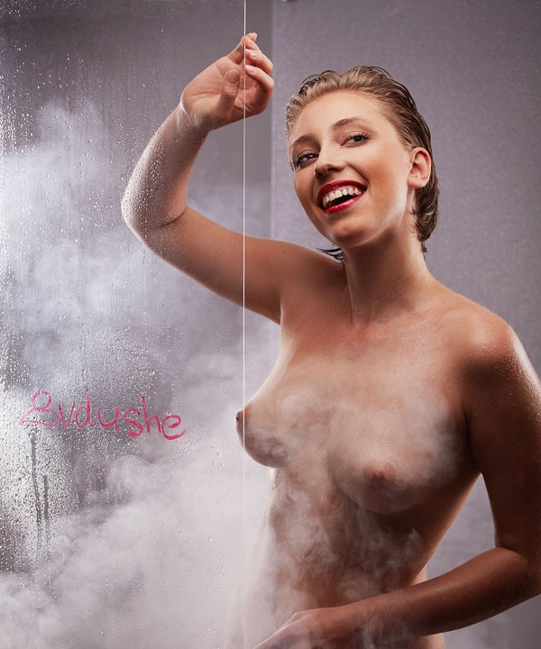 Очаровательные нимфы выставили на показ упругие сисяндры секс фото и порно фото